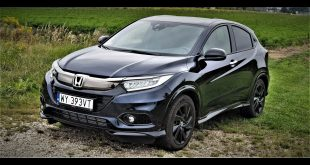 2020 Honda HR-V Sport – TEST PL muzyk jeździ  – [Video]