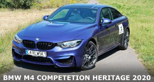 BMW M4 Competition Heritage Limited 460KM 2020 PL TEST Carolewski  – [Video]