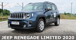 Jeep Renegade Limited FL 1.3 150KM 2020 PL TEST Carolewski  – [Video]