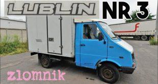 Złomnik: trzeci wyprodukowany Lublin  – [Video]