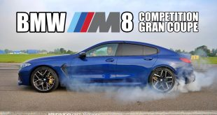 BMW M8 Competition Gran Coupe (F93) – luksusowy muscle car (PL) – test i jazda próbna  – [Video]