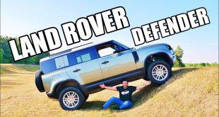 Land Rover Defender 2020 – tak dobry jak kierowca (PL) – test i jazda próbna  – [Video]