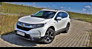 2020 Honda CR-V Hybrid – TEST PL muzyk jeździ  – [Video]