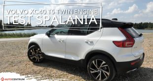 Volvo XC40 1.5 T5 Twin Engine 262 KM (AT) – pomiar zużycia paliwa  – [Video]