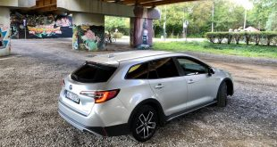 Toyota Corolla Trek Touring Sports DFH test PL Pertyn Ględzi  – [Video]
