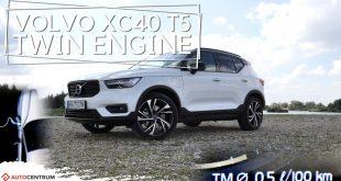 Volvo XC40 T5 Twin Engine – opcja dla niezdecydowanych  – [Video]