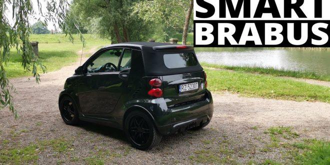 Smart Brabus Cabrio – wszystko wybaczam…  – [Video]