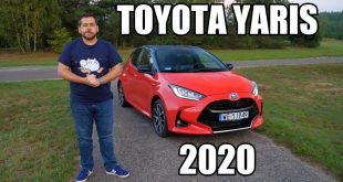Toyota Yaris 2020 – moda na oszczędność (PL) – test i jazda próbna  – [Video]