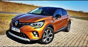 2020 Renault CAPTUR – TEST PL muzyk jeździ  – [Video]
