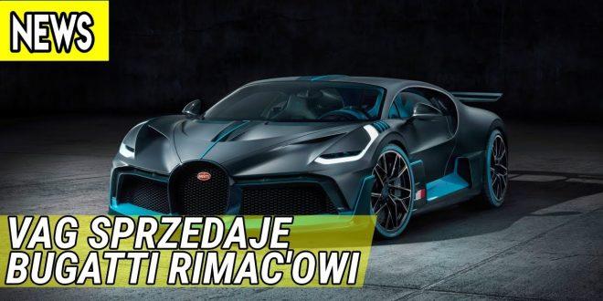 Volkswagen sprzedaje Bugatti Chorwatom, Mercedes EQS, Volkswagen ID.1 – #512 NaPoboczu  – [Video]
