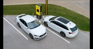 Skoda Octavia iV Plug-in Hybrid oraz Skoda Octavia iV RS – pierwsze jazdy PL Pertyn Ględzi  – [Video]