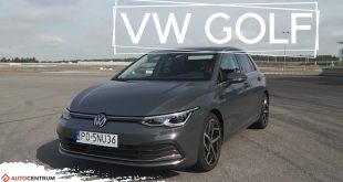 Volkswagen Golf 1.5 eTSI – lepszy, niż się spodziewasz  – [Video]