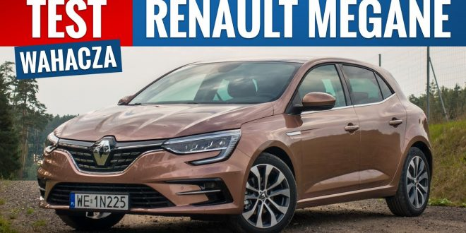 Renault Megane 2020 – TEST PL (1.5 Blue dCi 115 KM Intens)  – [Video]