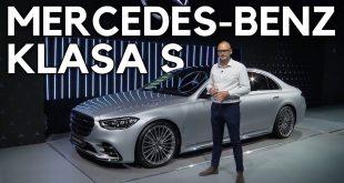 Mercedes-Benz Klasy S – złoty, a skromny  – [Video]