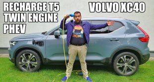 Volvo XC40 Recharge T5 PHEV – same zalety? (PL) – test i jazda próbna  – [Video]