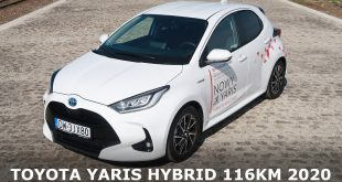 Toyota Yaris Hybrid Hybrid 116KM 2020 PL TEST Carolewski  – [Video]