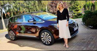 2021 Renault ESPACE & EWA – Test PL muzyk jeździ  – [Video]