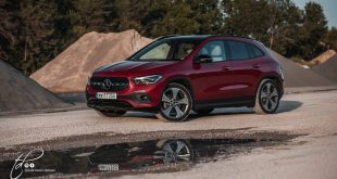 Mercedes GLA 220d '2020 test PL Pertyn Ględzi  – [Video]