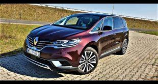 2021 Renault ESPACE 1.8 TCe 225 Test PL muzyk jeździ  – [Video]