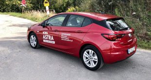 Opel Astra 1.4 Turbo CVT test PL Pertyn Ględzi  – [Video]