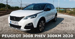 Peugeot 3008 GT PHEV Hybrid 300KM 2020 PL TEST Carolewski  – [Video]