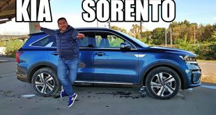 KIA Sorento 2021 – Telluride for Europe (ENG) – Test Drive and Review  – [Video]