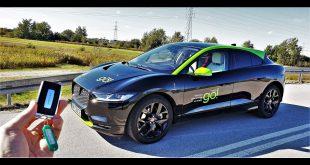Jaguar I-Pace EV400 innogy go! Test PL muzyk jeździ  – [Video]
