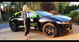 Jaguar I-Pace EV400 & EWA Test PL muzyk jeździ  – [Video]