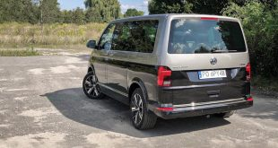 Volkswagen Multivan 6.1 biTDI DSG 4Motion test PL Pertyn Ględzi  – [Video]