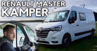 Kamper Renault Master Ebacamp – jedna wada, brak zalet  – [Video]