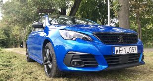 Peugeot 308 2021 1.2 PureTech 130 6MT test PL Pertyn Ględzi  – [Video]