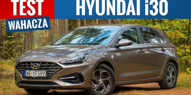 Hyundai i30 2020 – TEST PL (1.5 DPI 110 KM Comfort)  – [Video]