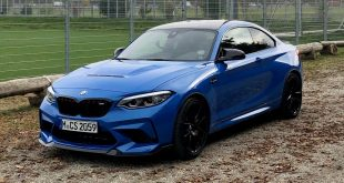 BMW M2 Coupe CS test PL Pertyn Ględzi  – [Video]