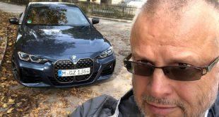 2021 BMW 4 Coupe G22 M440i xDrive pierwsza jazda PL Pertyn Ględzi  – [Video]