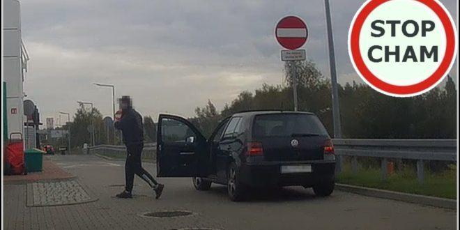Pijany na drodze i telefon na policje #523 Wasze Filmy  – [Video]