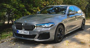 BMW 5 G30 2021 FL 540i xDrive, 545e xDrive test PL Pertyn Ględzi  – [Video]