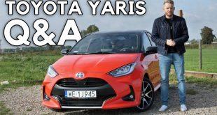 Toyota Yaris – 8 rzeczy, które chcieliście o niej wiedzieć  – [Video]