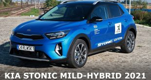 Kia Stonic FL 1.0 120KM Mild Hybrid 2021 PL TEST Carolewski  – [Video]