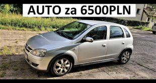 Pierwszy samochód na kat. B Opel CORSA C Test PL muzyk jeździ  – [Video]