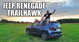 Jeep Renegade Trailhawk 2020 – mała terenówka z wielkim potencjałem (PL) test i jazda próbna  – [Video]