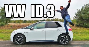 Volkswagen ID.3 – Electric Golf? (ENG) – Test Drive and Review  – [Video]