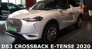 DS3 Crossback E-tense Grand Chic 50 kWh 2020 PL TEST Carolewski  – [Video]