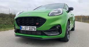 Ford Puma ST test PL Pertyn Ględzi  – [Video]