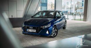 Hyundai i20 2021 1.0 T-GDi 6MT test PL Pertyn Ględzi  – [Video]