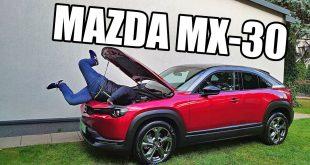 Mazda MX-30 EV – pokaż kotku co masz w środku (PL) – test i jazda próbna  – [Video]