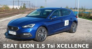 Seat Leon Xcellence 1.5 Tsi 150KM 2020 PL TEST Carolewski  – [Video]