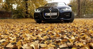 BMW 430i sDrive Coupe 2021 test PL Pertyn Ględzi  – [Video]