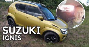 Suzuki Ignis – Mały, ale wariat #VLOG  – [Video]