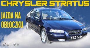 Złomnik: Chrysler Stratus – jazda na obłoczku  – [Video]