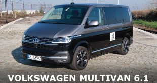 Volkswagen Multivan 6.1 2.0 TDI 199KM 2020 PL TEST Carolewski  – [Video]